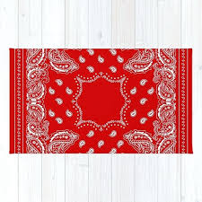 red and white rug bandana in black kitchen rugs blue ruger charger striped runner