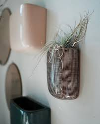 new ceramic wall planters are in the larger size is also perfect for holding your mail