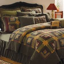 King Size Quilts, Browse Our Huge King Quilt Sale - Home Decorating Co & VHC Brands Tea Cabin King Quilt Adamdwight.com