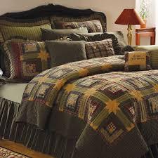 vhc brands tea cabin bed linens