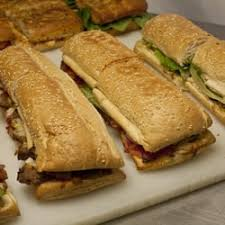 photo of sarpino s pizzeria clive ia united states variety of sandwiches in