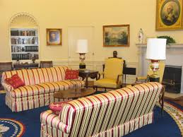 oval office picture. Oval Office Decor. Seating Area Picture P