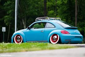 Retro-Modern // Allie & Wesley's VW New Beetle. | StanceNation ...