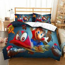 duvet cover pillowcase kids quilt cover