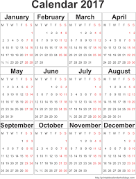 free printable 12 month calendar sample yearly calendars pro88 tk