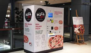 Italian Pizza Vending Machine Impressive Review Pizza Gio Vending Machine Chatswood Gourmanda