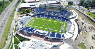 Tom Benson Hall Of Fame Stadium Pro Football Hall Of Fame
