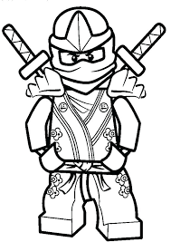 Ninja Lego Coloring Pages Ninjago Coloring Pages To Print Q0203