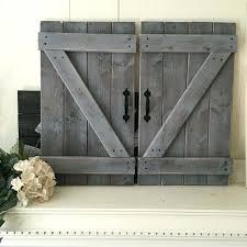 wood door wall decor 2 rustic barn doors large rustic gallery wall by sliding barn door wood door wall decor