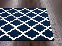 dark blue area rug splendid on bedroom intended for navy floor 10
