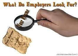 What Do Jobs Look For What Do Employers Look For In A Resume What Do They Really Want