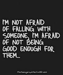 Scared To Fall In Love Quotes Cool Quotes About Afraid To Fall In Love 48 Quotes