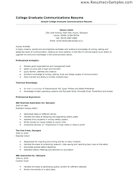 College Application Resume Plate Format For University