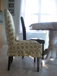 livingroom table chair fresh parsons slipcover photos tutorial gray slipcovers for parson chairs with arms