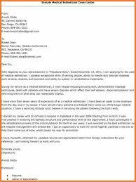 Esthetician Cover Letter Sop Proposal