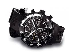 18 best men s chronograph watches iwc aquatimer chronograph edition galapagos islands