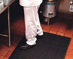 Commercial kitchen floor mats Restaurant Kitchen Uline Commercial Kitchen Floor Mats
