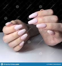 Gel Nail Designs With Diamonds French Manicure On The Nails French Manicure Design