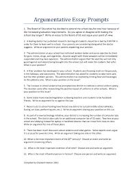 persuasive essay topics easy