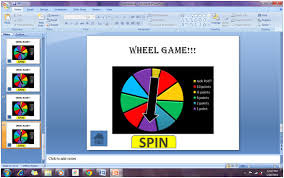 How To Make Games In Powerpoint Technology Speaks