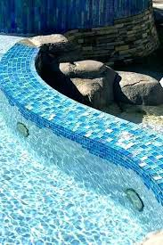 swimming pool glass mosaic tiles suppliers in uae waterline pools design tile exotic decorative jewel