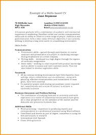 Additional Skills On A Resumes Writing Skills For Resume Emelcotest Com