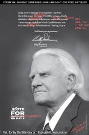 Voting Quotes Extraordinary Would Billy Graham Encourage You To Vote For Slavery XKV48R The