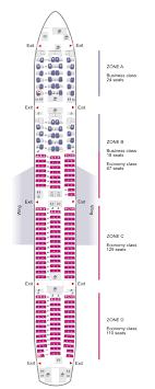 Boeing 777 300er Seating Chart Thai Airways Boeing 777 300er Our Aircraft Thai Airways