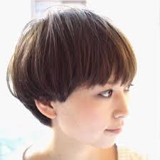 大人女子 ショートボブ ガーリー ゆるふわnatsuyaショートヘア高支持