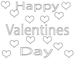 Many of these valentine colouring pictures are available as valentine's day colouring cards too. Happy Valentines Day Coloring Pages Free Printable Boyfriend Friend Happyvalentinesday Valentine Of To My Wife Single Awareness Wishes Funny Love Oguchionyewu