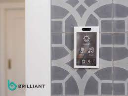 Control house lights with iphone Smartphone Let Brilliants Ambitious Light Switch Take Charge Of Your Smart Home Let Brilliants Ambitious Light Switch Take Charge Of Your Smart