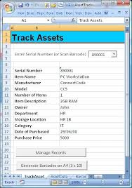 asset tracking spreadsheet connectcode asset tracking spreadsheet is a free excel template