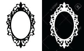 black antique picture frames. 8x10 Oval Frame Large Size Of Vintage Picture Frames White  Black Antique