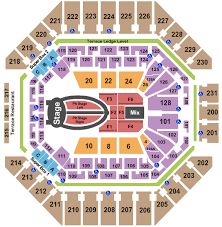 Amway Arena Seating Chart Justin Bieber Concert Nokia