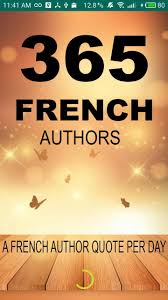 A French Author Quote Per Day For Android Apk Download