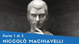 Niccolò Machiavelli - Parte I (la vita [1]) - YouTube