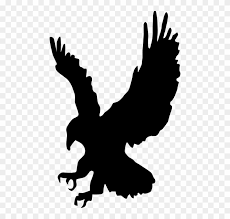 hawk wing clipart. Unique Clipart Hawk Clipart Wings  Eagle On Wing T