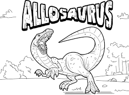 Revisited Colouring Pictures Of Dinosaurs Dino 16442 Unknown