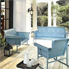 caribbean style furniture. Caribbean Style Furniture Veranda 3 Piece Glider Set In Blue Island A