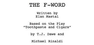 Summer Word List Alex Holdridge To Direct The F Word Fox Searchlights