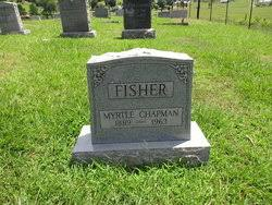 Myrtle Chapman Fisher (1889-1963) - Find A Grave Memorial