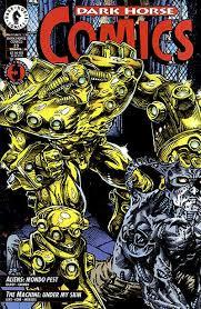 Dark Horse :: Dark Horse Comics # 23 :: Bilderundworte - item5861.1