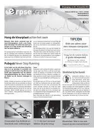 Erpse Krant 2016 Editie 39 By Erpse Krant Issuu