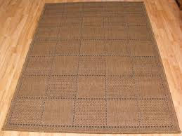 checked flatweave natural rugs natural rugs from rugs direct