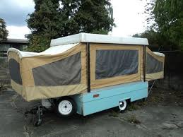 17 best ideas about coleman tent trailers cool 1969 coleman pop up camper folding travel tent trailer