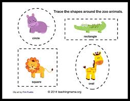 Small Picture Zoo Activities Coloring Coloring Pages