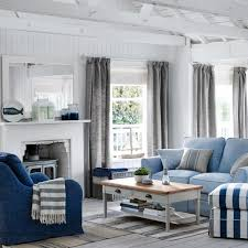 40 Most Attractive Grey And Blue Living Room Ideas That You Will Interesting Blue Living Room Designs
