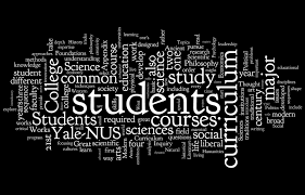 Word College Common Curriculum Guidelines For Yale Nus College Via Word Cloud