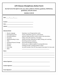 Restaurant Write Up Forms Employee Write Up Form Workplace Wizards Restaurant Consulting