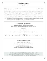 Resume Example Templates Assistant Project Manager Resume Templates